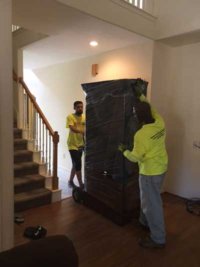 Heavy Items - Piano Moving & Appliance Movers